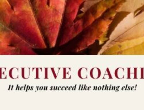5 Great Reasons Why You Should Get an Executive Coach